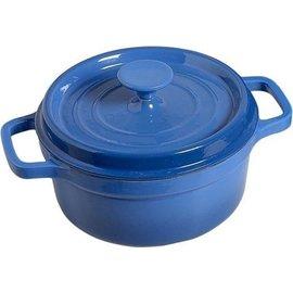 cosy & trendy Cosy&Trendy bergerac kookpot blauw deksel
