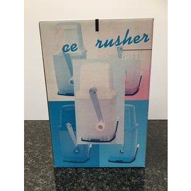 ice crusher handmatig