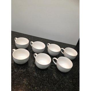 set van 7 koffietassen