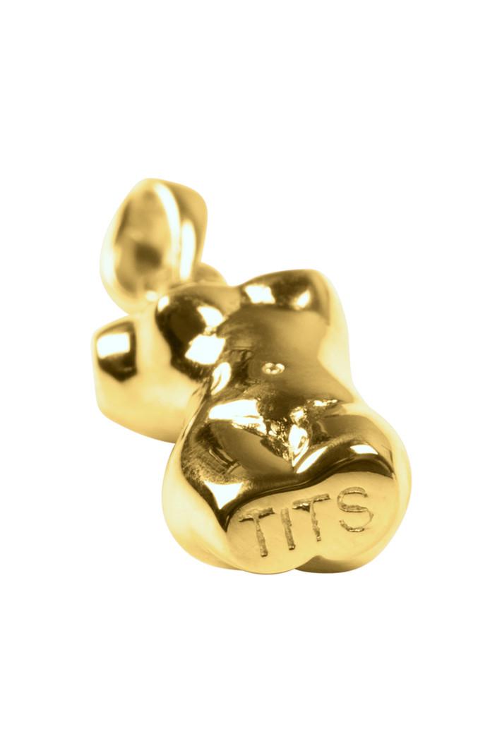 T.I.T.S. BODY PENDANT GOLD
