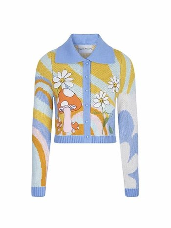 House of Sunny THE BIG BLOOM CARDI