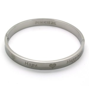 Pinkiezz quote armband
