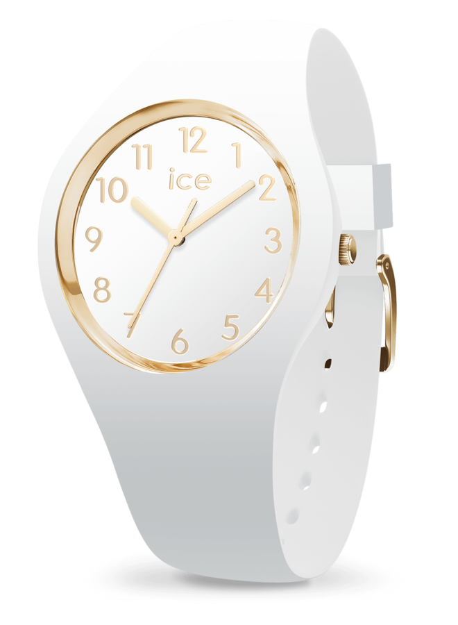 Ice Watch 014759 ICE glam - White Gold - Numbers-Small