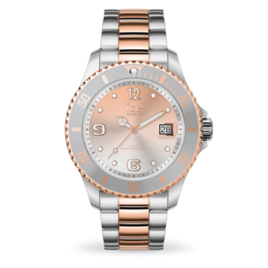 Ice Watch Ice Watch 016769 ICE steel - Silver sunset rose-gold-Medium