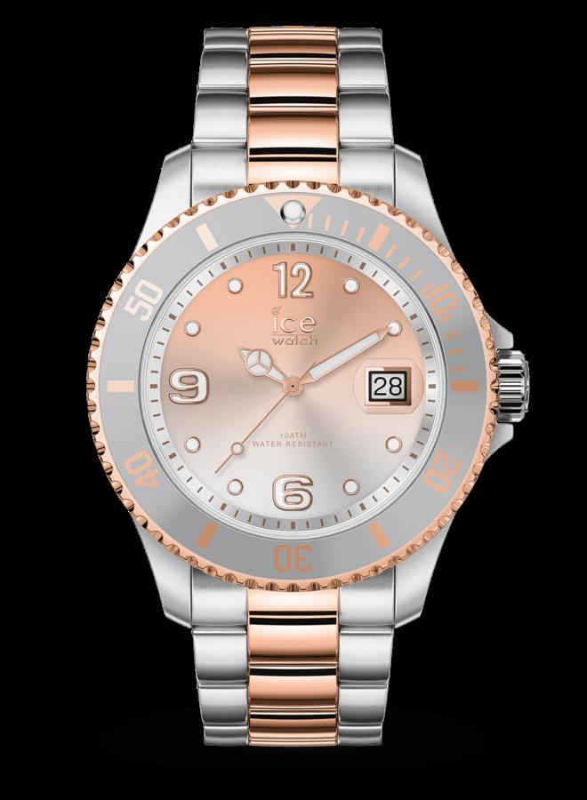 Ice Watch 016769 ICE steel - Silver sunset rose-gold-Medium
