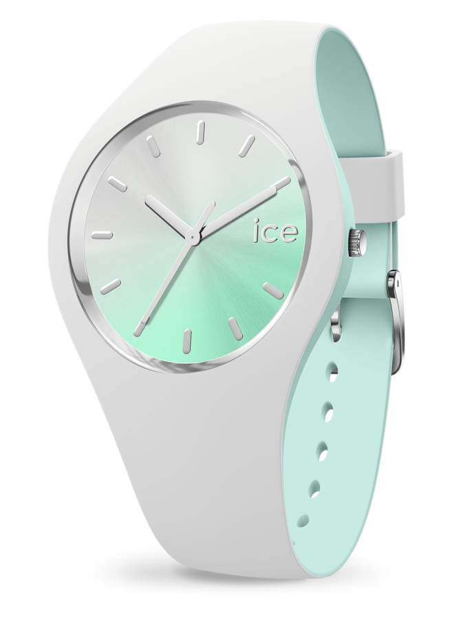 Ice watch 016984 ICE duo chic - White aqua-Medium