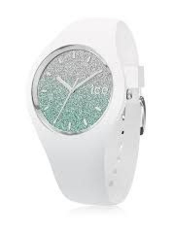 Ice watch 013430 ICE LO - WHITE TURQUOISE - MEDIUM