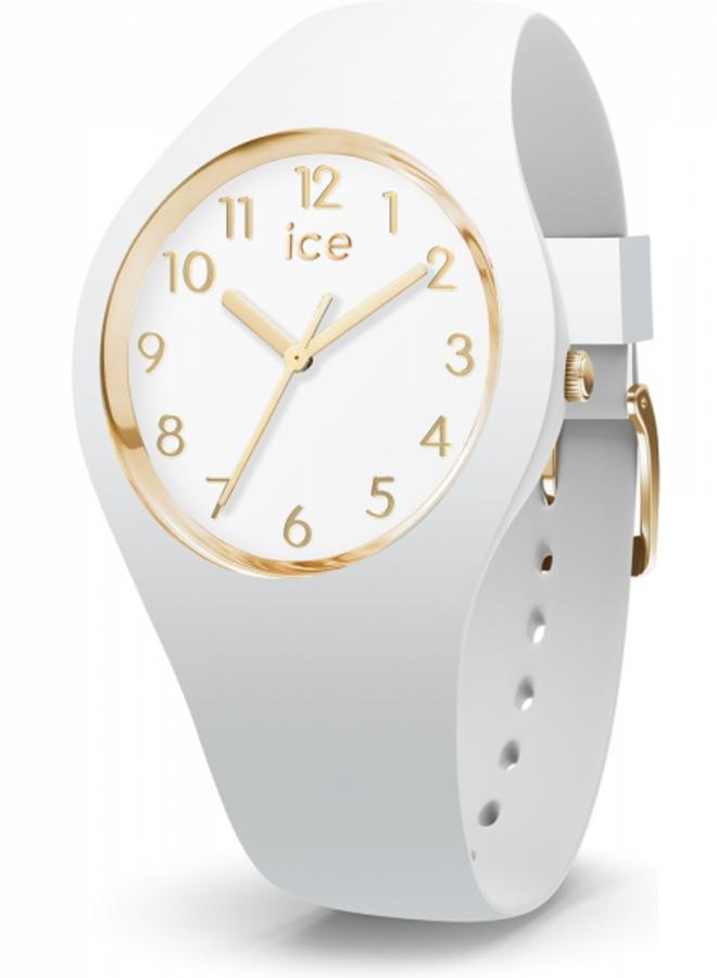 Ice Watch 015339 ICE GLAM - WHITE GOLD - NUMBERS - MEDIUM