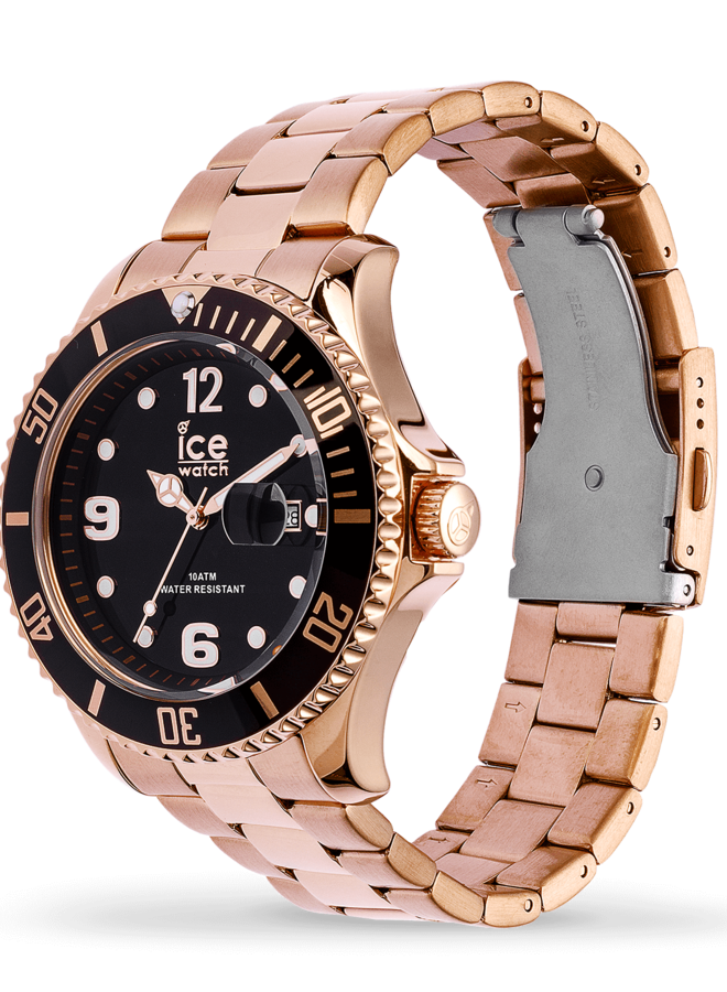Ice Watch 016763 ICE STEEL - ROSE-GOLD - MEDIUM