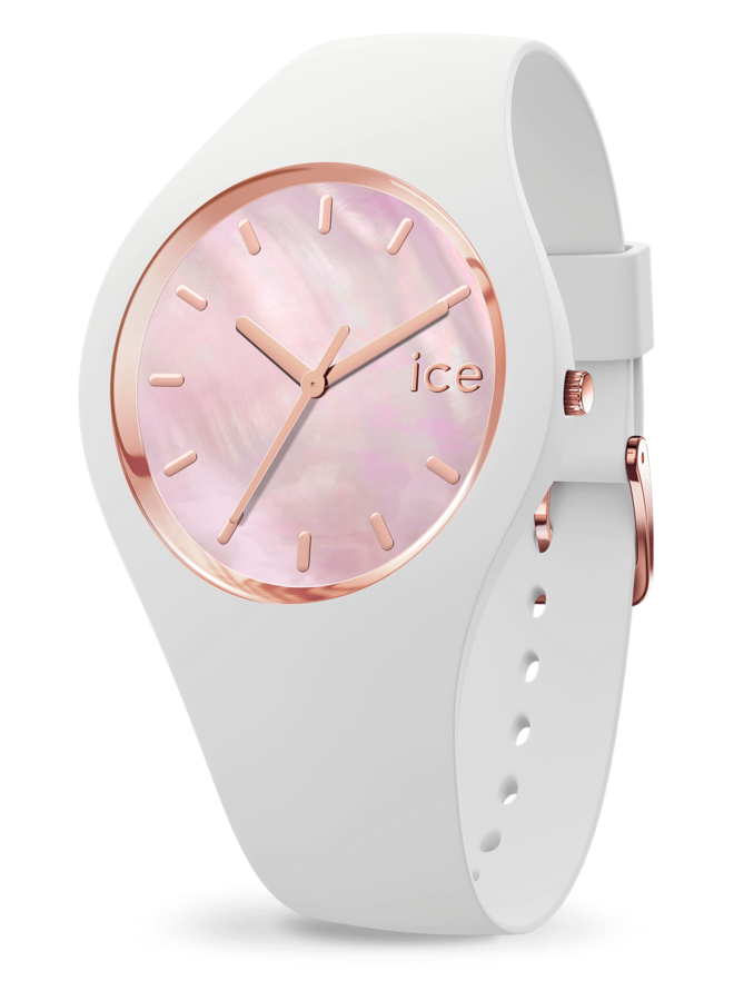 Ice Watch 016939 ICE PEARL - WHITE PINK - SMALL