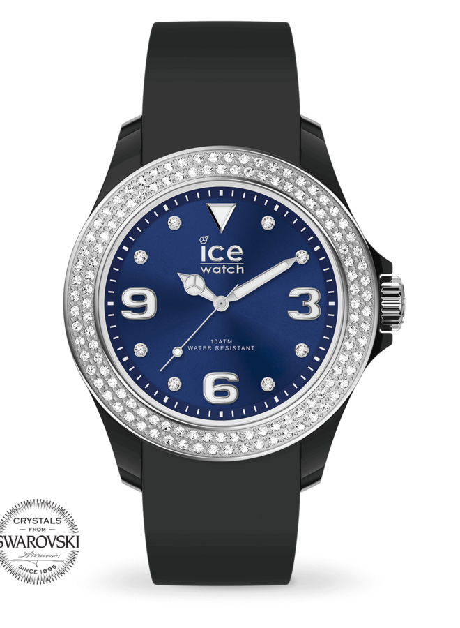 Ice Watch 017236 Star Black deep blue Smooth Small
