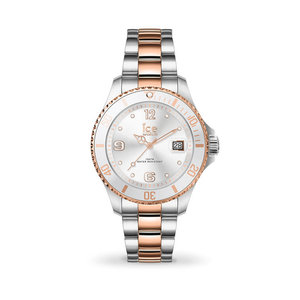 Ice Watch Ice Watch 017322 Ice Steel Classic Silver Rose Gold S