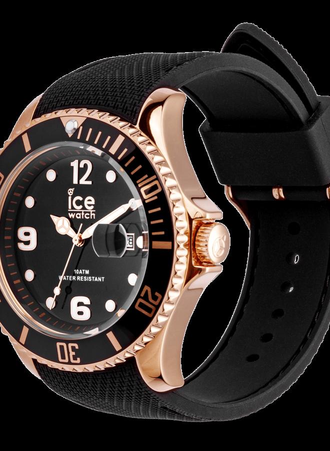 Ice Watch 017327 Ice Steel Black Rose Gold XL