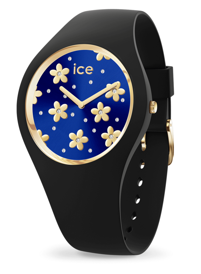 Ice Watch 017579 Ice Flower Precious Deep Blue M