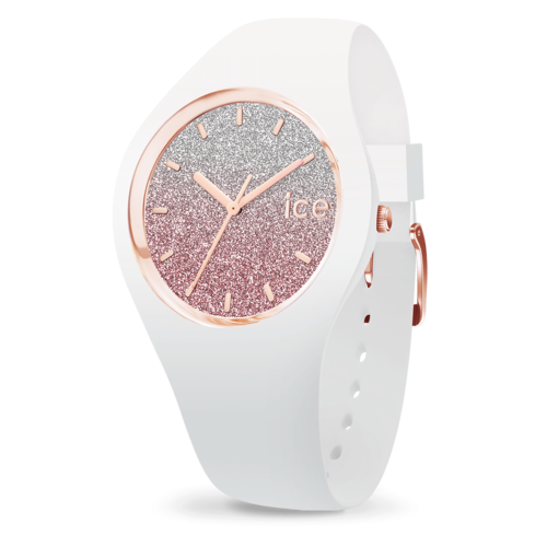 Ice Watch Ice Watch 013431 Ice Lo White pink M