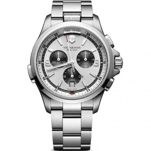 Victorinox Victorinox 241728 Night Vision Chronograph Watch