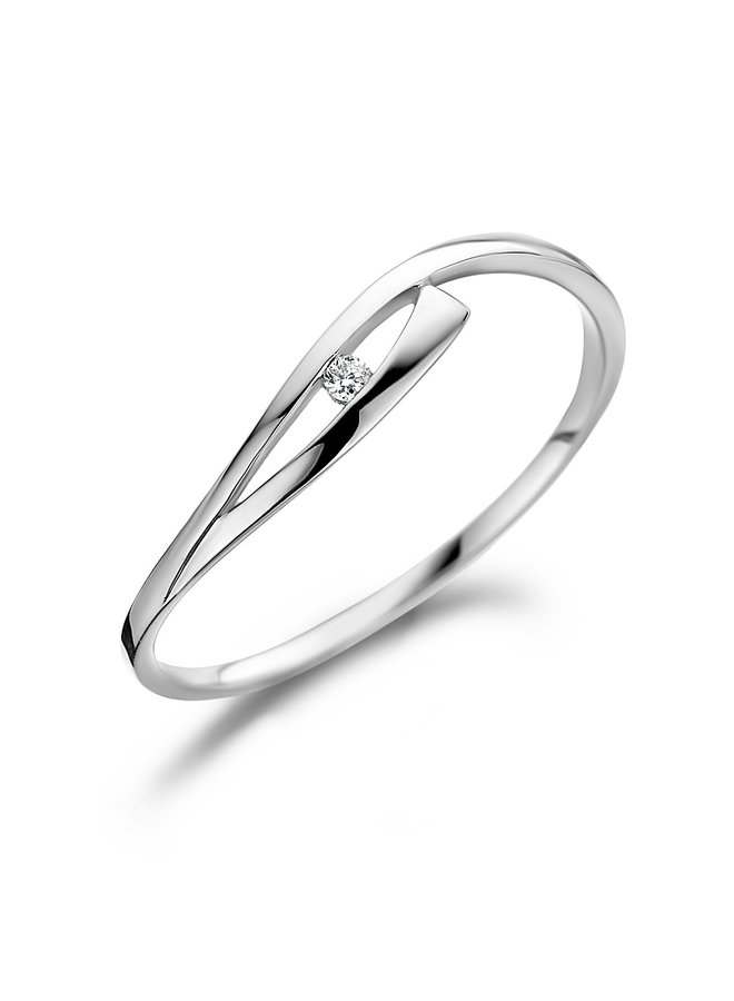 Ring goud 18kt 061325/A
