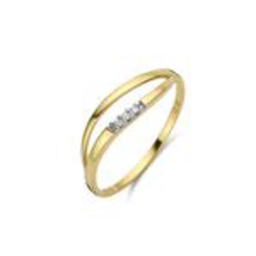 Beheyt Ring goud 18kt 060776