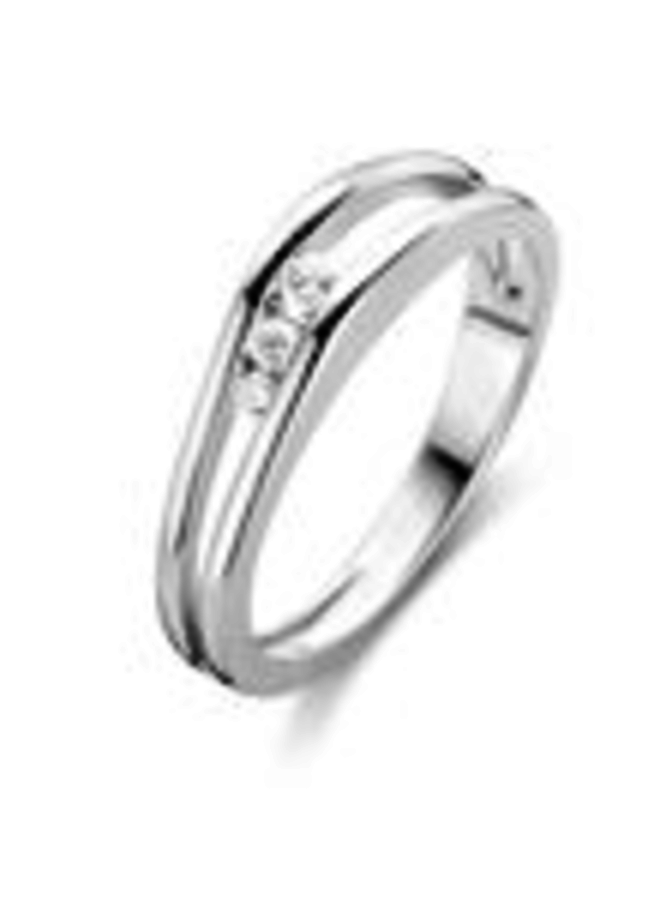 Ring Goud 18kt 062703/A 0,09Ct