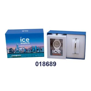 Ice Watch Ice Watch 018689 Gift Box Ice Glitter White Silver S