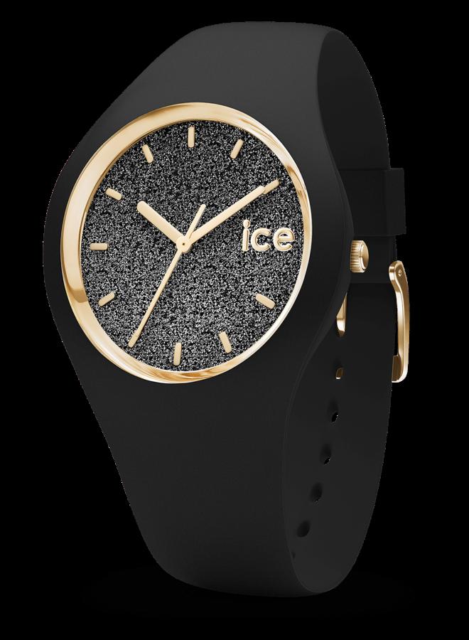 Ice Watch 001356 Ice Glitter Black Medium