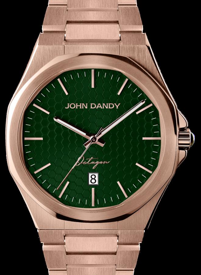 John Dandy JD-3497M-04M Octagon