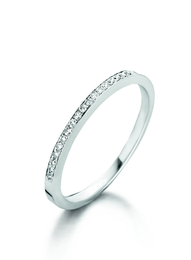 Ring goud 18kt 056051/A/2 0.07Ct