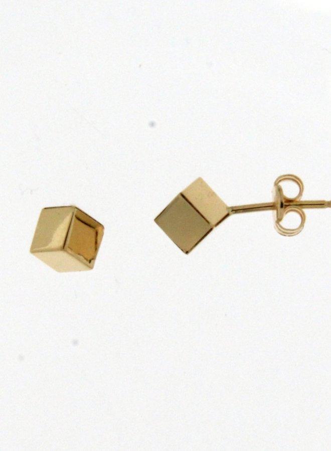 Oorbellen goud 18kt 062127