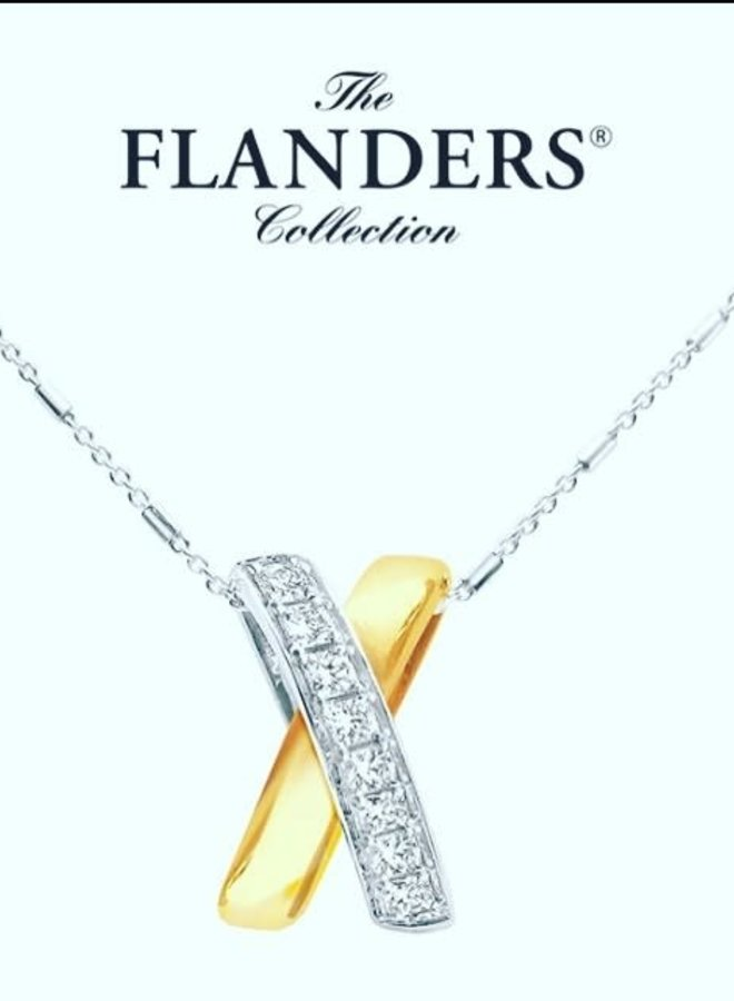 The Flanders Collection nr208B 0.35Ct DEFSi2