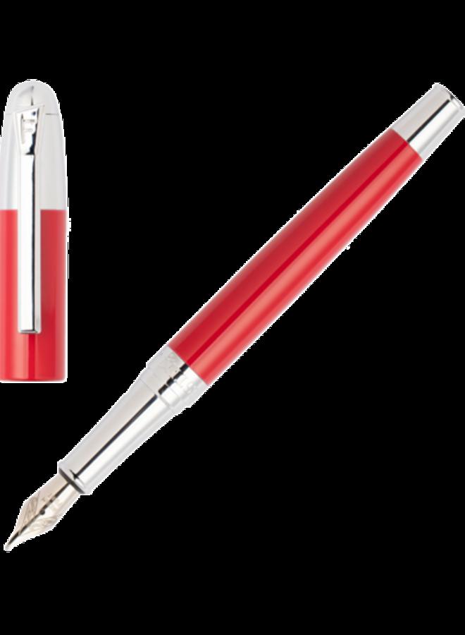Vulpen Classicals Chrome Red FWS2109/P