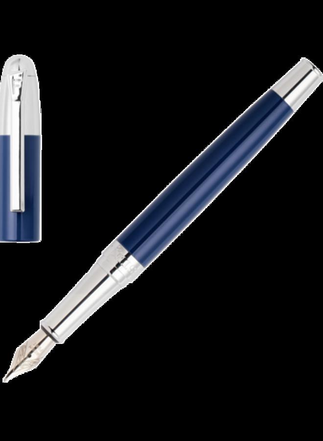 Vulpen Classicals Chrome Blue FWS2109/L