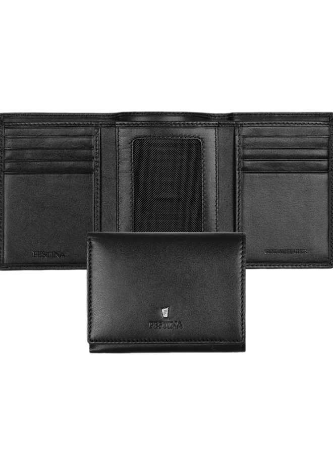 Kaarthouder Trifold Classicals Black FLE0118/A