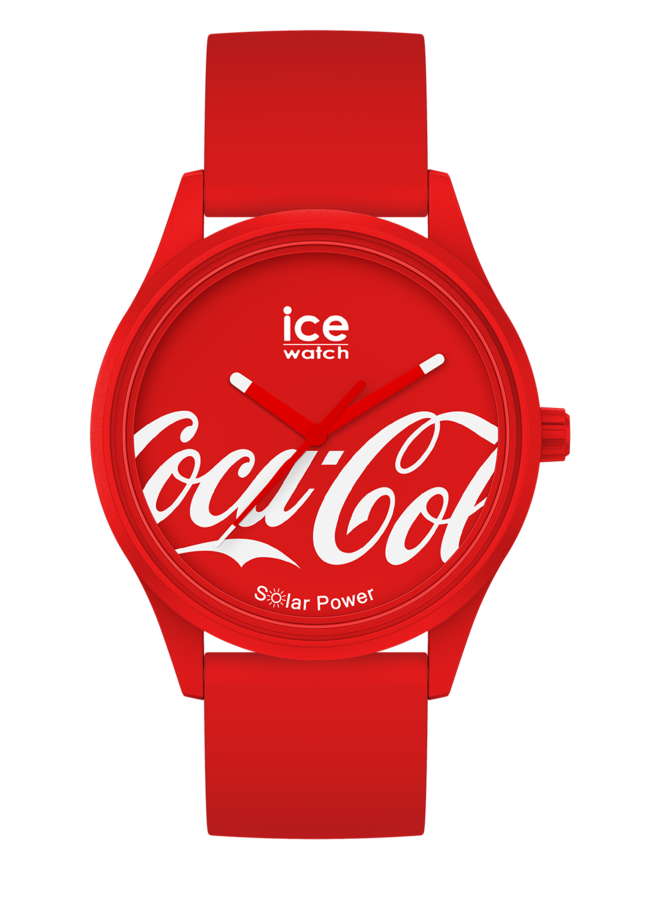 Ice Watch 018514 Coca Cola Red M