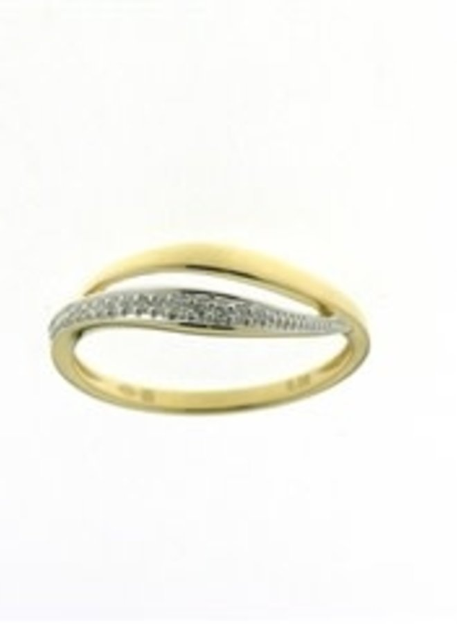 Ring Goud 18kt 058865/A