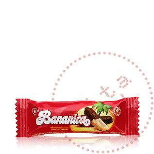 Stark Cocoladna Bananica   Chocolade Banaantje Stark   25G