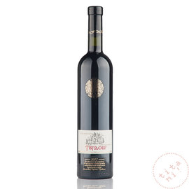 Tvrdos | Vranac Rode Wijn 14.0% | 2016 0.75L