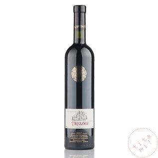 Tvrdos | Vin rouge Vranac 14,0% | 2016 0,75 L