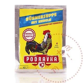 Podravka Hühnersuppe Fadennudeln | Pileca Supa Podravka | 62G