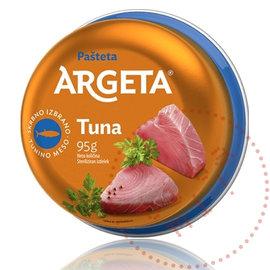 Argeta Argeta   Pâté de thon  Pate 95G