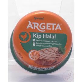 Argeta   pâté de poulet   Halal / 95G
