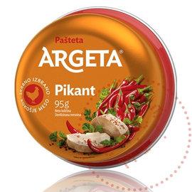 Argeta Argeta   Tarte au poulet   Épicé / 95G