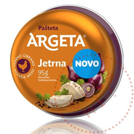 Argeta Argeta   Lever Pastei   95g