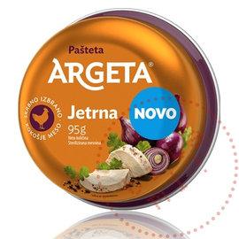 Argeta Argeta   Tarte au foie   95 g