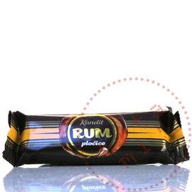 Rum Plocice | Chocolate | 45G