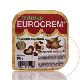 Eurocrem Eurocrem Choco | Coupe | 100G
