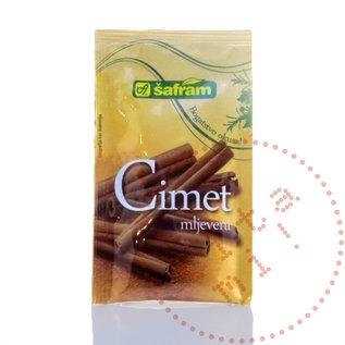 Safram Cimet mljeveni | Gemalen Kaneel | Safram 10G