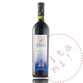 Zlatan Plavac | Vrhunsko 2012 oder 2013 | 0.75L