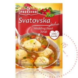 Podravka Podravka Svatoska | Vegetable Dumpling Soup | 58G