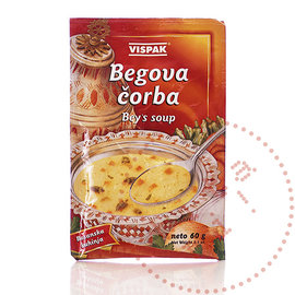 Vispak Begova corba | Typisch Bosnische Soep | 60G
