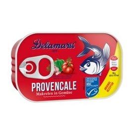 Delamaris Delamaris | Makreel | Provencale | 125G